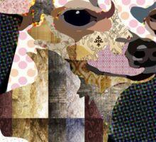 Chiuaua Portrait Sticker