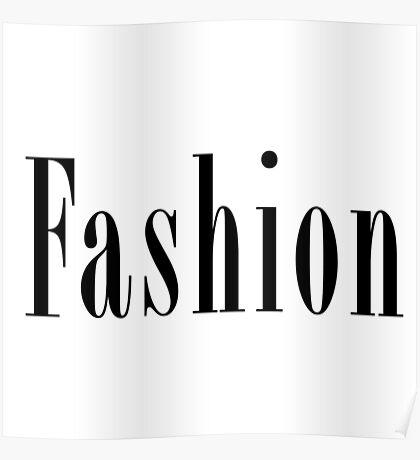 Fashion #2 Poster