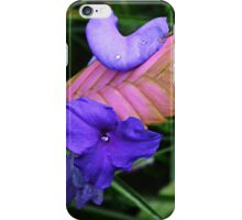 Life on an alien planet iPhone Case/Skin