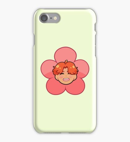 flower hobi iPhone Case/Skin