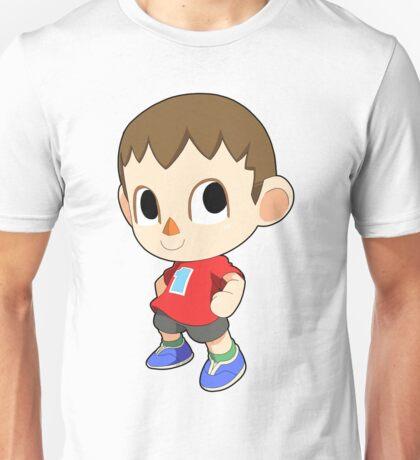 Super Smash Bros. Villager Unisex T-Shirt