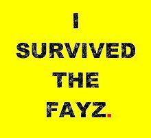 I Survived the FAYZ  by PJOKC