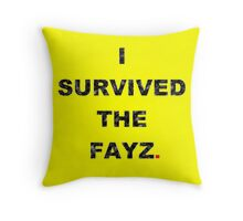 I Survived the FAYZ  Throw Pillow