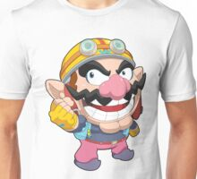 Super Smash Bros. Wario Unisex T-Shirt