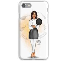 Girl Boss - The Chef iPhone Case/Skin