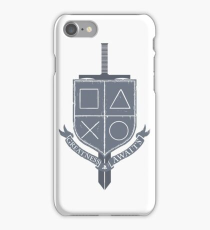 Coat of Arms iPhone Case/Skin