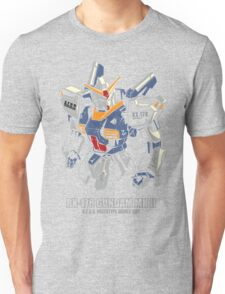RX-178 Gundam MK 2 Unisex T-Shirt