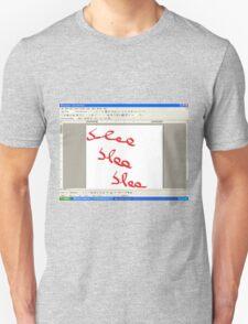 Blaa Blaa Unisex T-Shirt