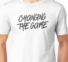 Be a Gamechanger! CHANGING THE GAME BBYO SWAG BBYOSWAG #MadEDesigns Unisex T-Shirt