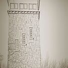fire tower by A.R. Williams