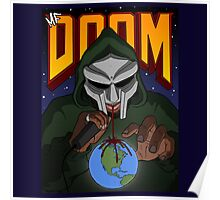 MF Doom Artwork Poster