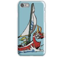 The Hero and the King iPhone Case/Skin