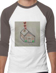 House of love Men's Baseball ¾ T-Shirt