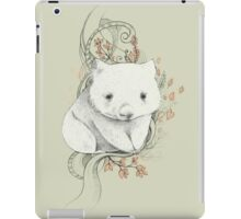 Wombat! iPad Case/Skin