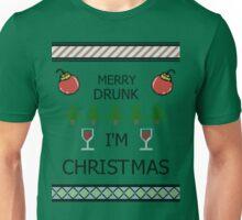 Merry Drunk Unisex T-Shirt