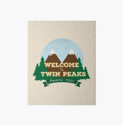 Welcome to Twin Peaks Art Board