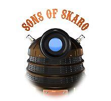 Sons of Skaro Photographic Print