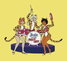 Josie and the Pussycats One Piece - Short Sleeve