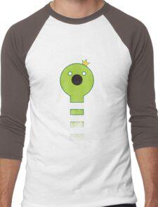 King Worm Men's Baseball ¾ T-Shirt