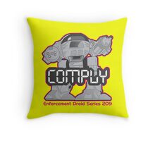 Comply Throw Pillow