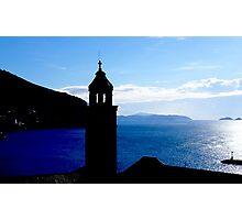 Croatian Coast Photographic Print