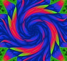 Pinwheel Fun by Marie Sharp
