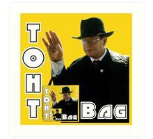 Toht Bag Art Print