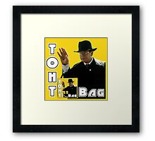 Toht Bag Framed Print