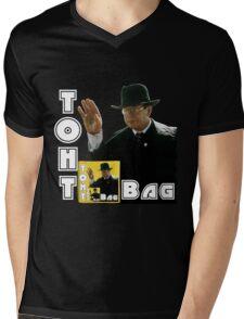 Toht Bag Mens V-Neck T-Shirt