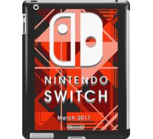 Nintendo Switch Abstract iPad Case/Skin