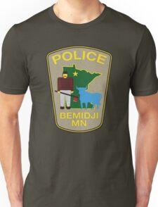 POLICE Bemidji MN Unisex T-Shirt