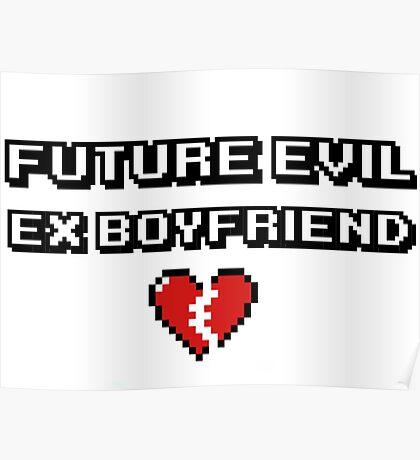 Evil Ex BF Poster