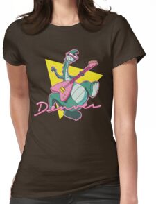 The Last Dinosaur Womens Fitted T-Shirt