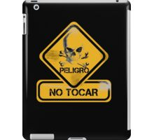 no tocar  iPad Case/Skin