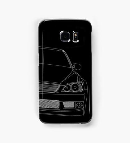 Is300 outline - white Samsung Galaxy Case/Skin