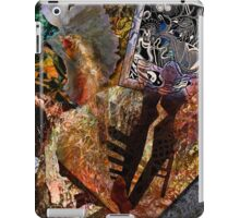 Self-Portrait, Free to Be iPad Case/Skin