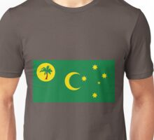 Flag of the Cocos  Unisex T-Shirt
