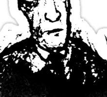 Lobotchomy - Dark Piercing Eyes Sticker