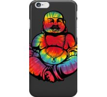 Tie-Dye Buddha 2 iPhone Case/Skin