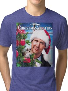 National Lampoon's Christmas Vacation Tri-blend T-Shirt