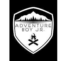 Adventure Boy Photographic Print