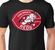 CINCINNATI REDS Unisex T-Shirt