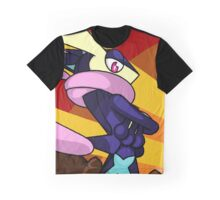 Greninja Graphic T-Shirt