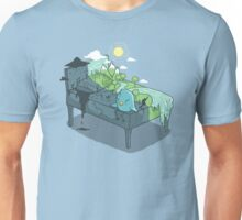 Wrong Side of the Bed Unisex T-Shirt