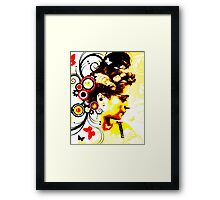 Butterfly Enchantment Framed Print
