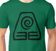 Earth Kingdom Symbol Unisex T-Shirt