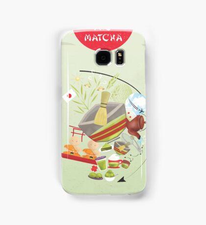 Matcha Samsung Galaxy Case/Skin