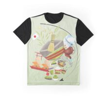 Matcha Graphic T-Shirt