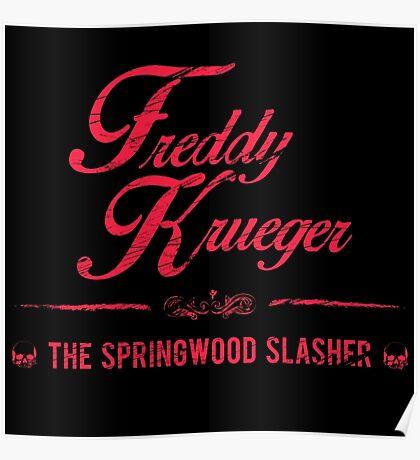 The Springwood Slasher Poster