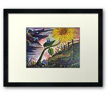 St Vincent Framed Print